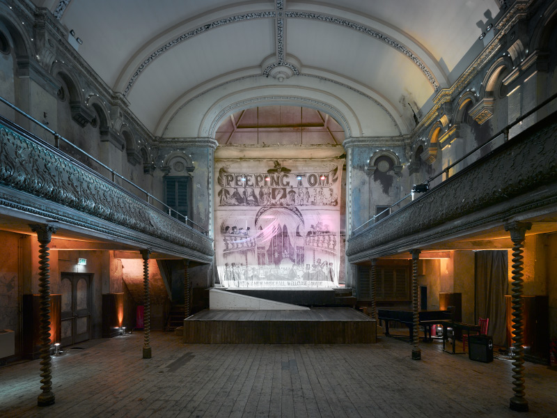 wilton music hall