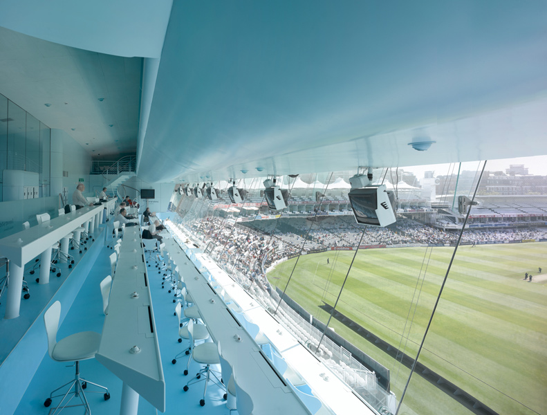 Investec Media Box, Lords Cricket Ground