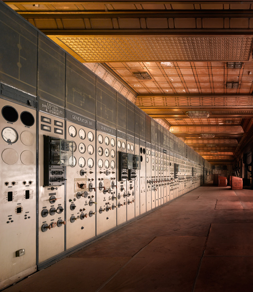 The Control Room,Battersea Power Station