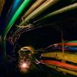 Fibre Optic Tunnel, City of London